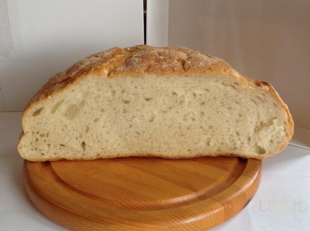 Slika pšeničnog hleba