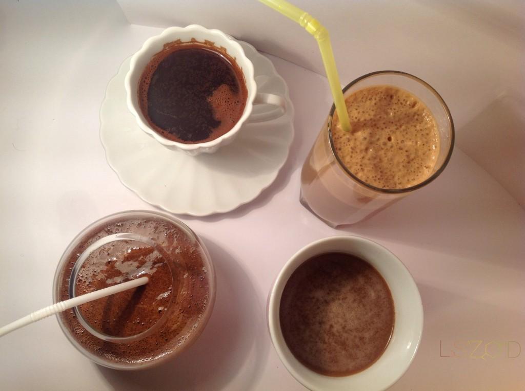 Veliki izbor kafa