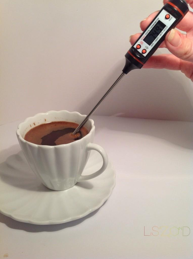 Kafa merenje temperature