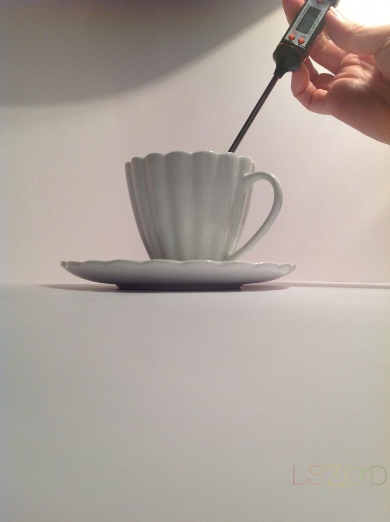 Temperatura kafe