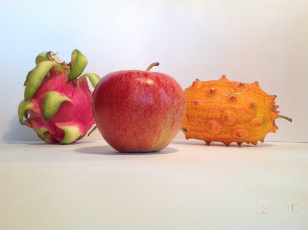 Jabuka, kivano, pitaja