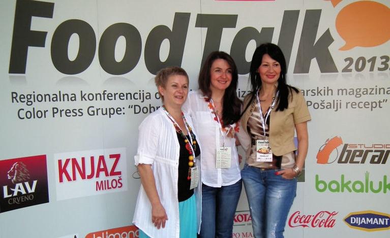 Sa food blogerkama MInjom http://www.minjina-kuhinjica.com/  i Draganom http://moje-grne.com/
